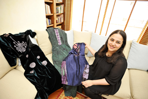 Gulf Weekly Lulwa's rocking collection
