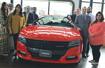 Gulf Weekly Immense interest as 2015 models unveiled