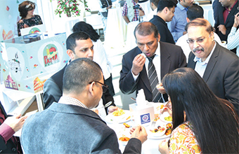 Gulf Weekly Savoury flavours unveiled at mall