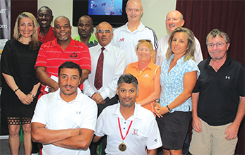 Gulf Weekly Medal for Mujali