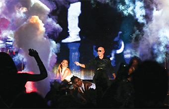 Gulf Weekly Pitbull – Light Up Your Nights