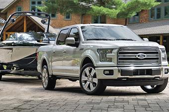 Gulf Weekly Truckin' around in luxury!