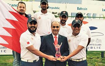 Gulf Weekly Bahrain team triumph