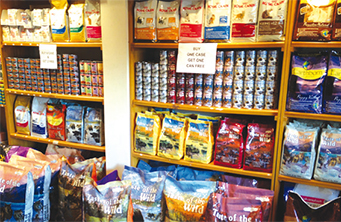 Range of healthy foods for dogs and cats : Gulf Weekly Online