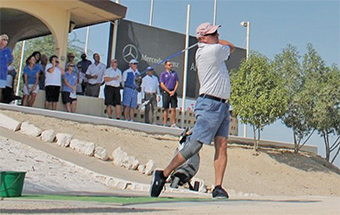 Gulf Weekly Captain's charity drive