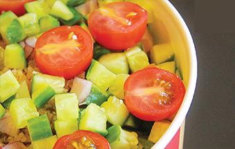 Gulf Weekly Salad Mc-dressing delight