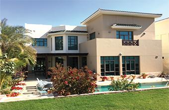 Gulf Weekly Stylish and serene villa