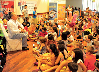 Gulf Weekly Education: 'Meanings is not important,' said the BFG. 'I cannot be right all the time. Quite often I is left instead of right' – Roald Dahl