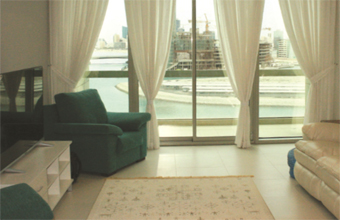 Gulf Weekly Luxury apartment for sale