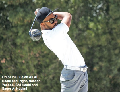 Gulf Weekly Plain sailing for Saleh