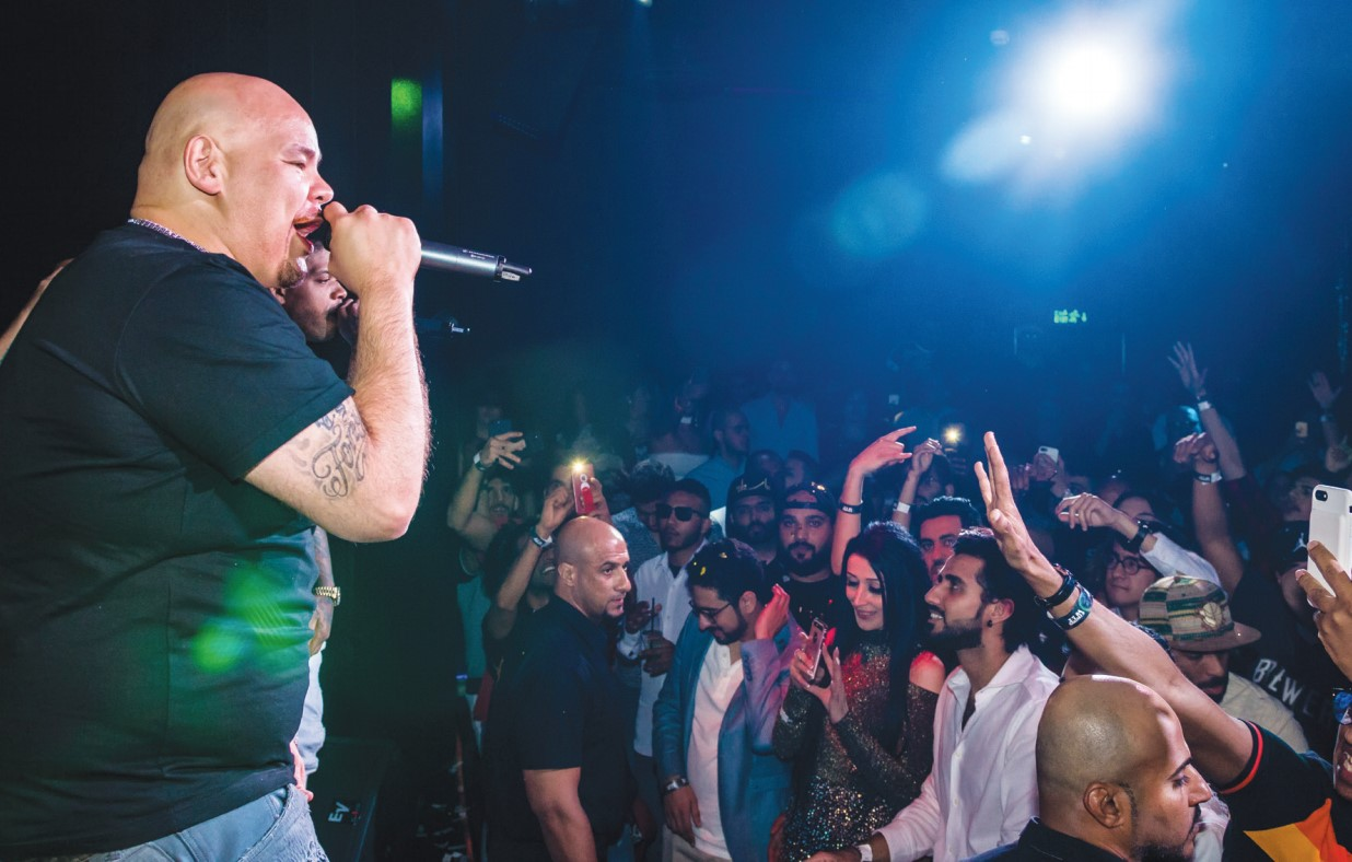 Gulf Weekly REVIEW: Fat Joe – Klub360 – Elite Crystal Hotel