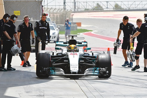 Gulf Weekly Testing times get the results