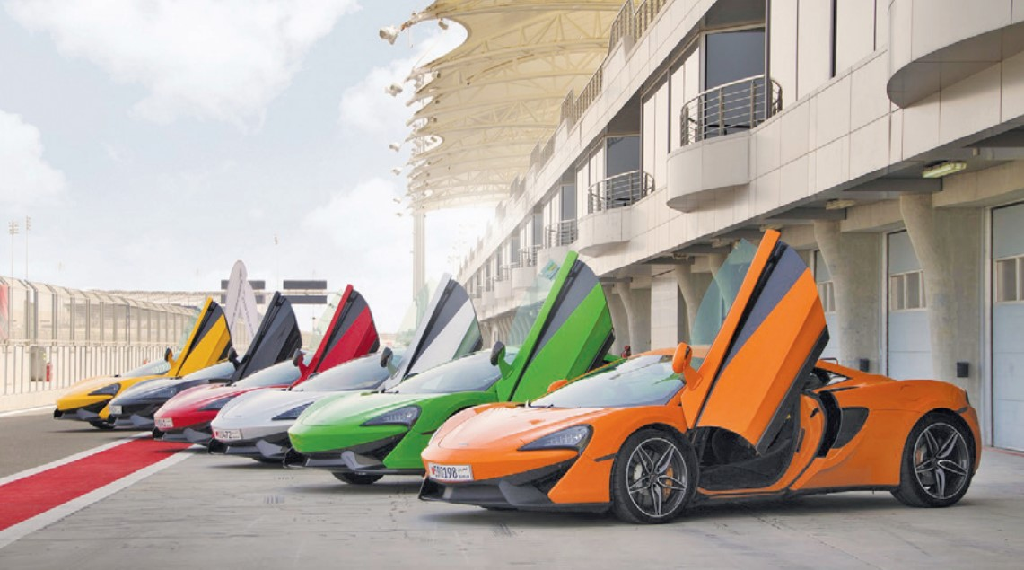 Gulf Weekly BIC drive on track to woo more fans to sports car marque
