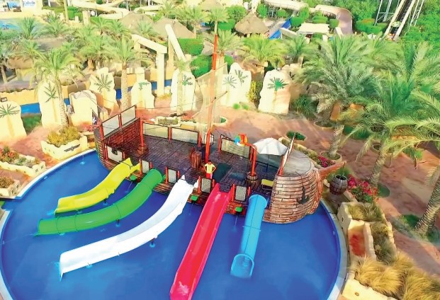 Gulf Weekly Park's summer story starts with a splash!
