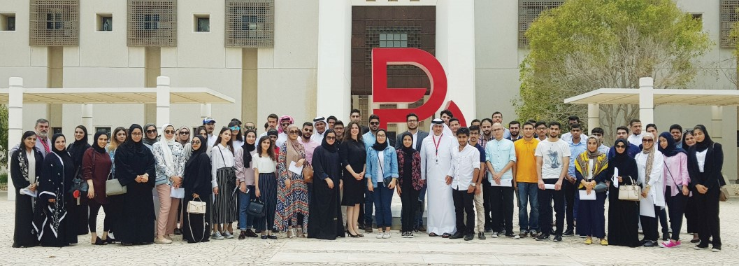Gulf Weekly A bright future for students