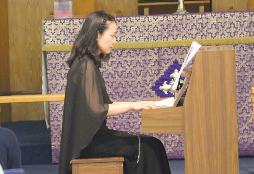 Gulf Weekly Flutist and pianist all set to shine