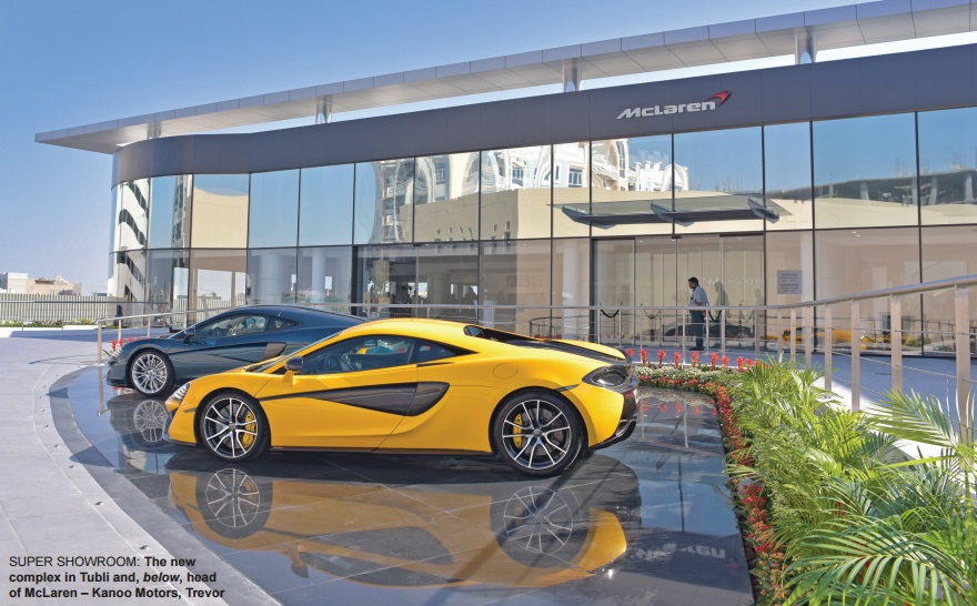 Gulf Weekly Magnificent home for marque