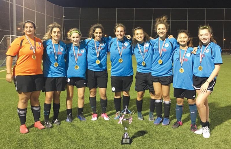 Gulf Weekly Venus Tekkers triumph in inaugural cup contest