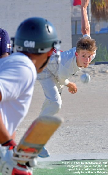 Gulf Weekly CRICKET UNITES FOR ALL