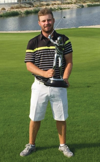 Gulf Weekly Sam wins and turns pro