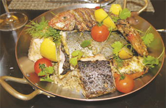 Gulf Weekly It's the perfect tasty catch