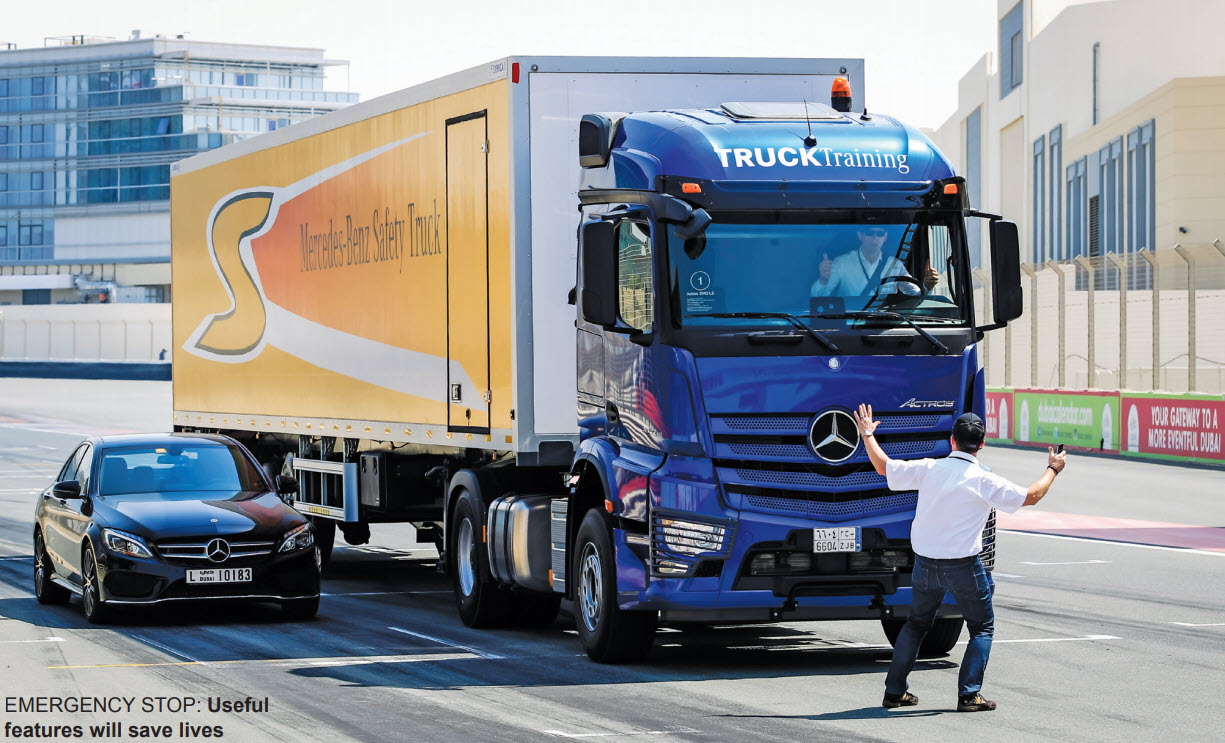 Gulf Weekly Keep on truckin' with style