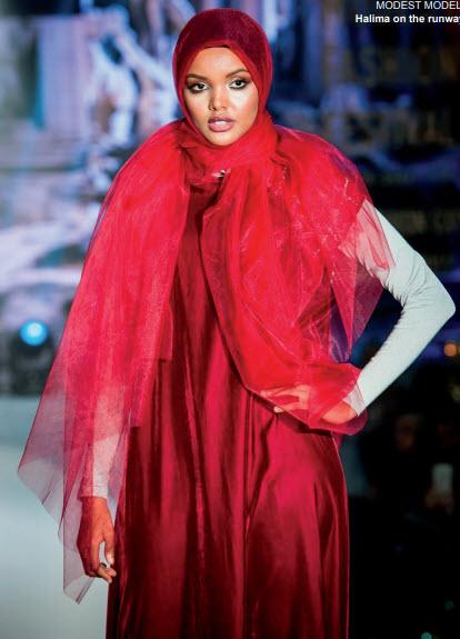 Gulf Weekly Modest models in demand