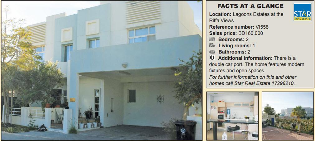 Gulf Weekly Enjoy life on Lagoon Estate