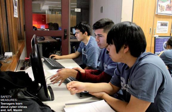 Gulf Weekly Stay vigilant, stay cyber safe