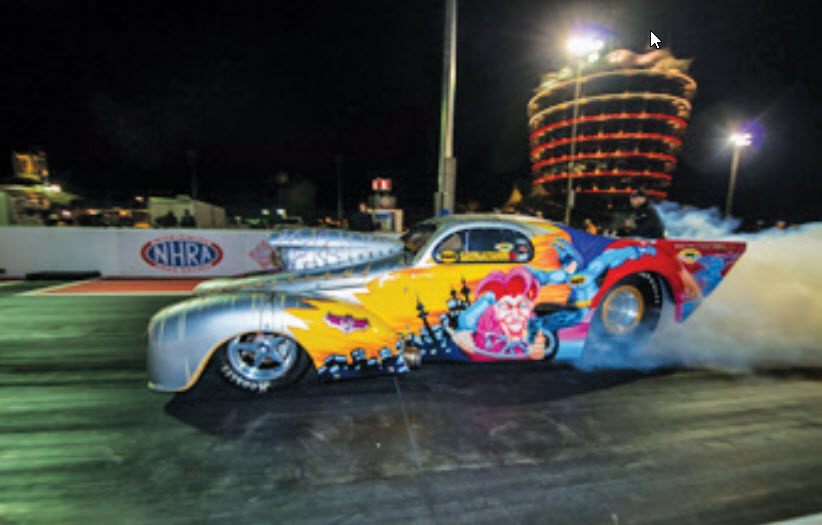 Gulf Weekly The Bahrain Drag Racing Championship