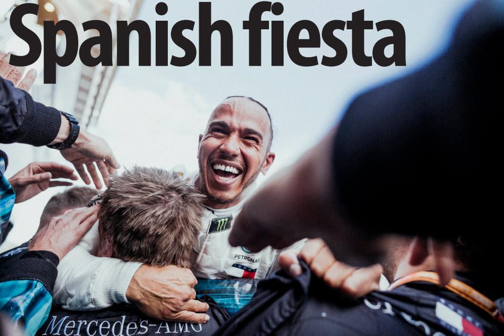 Gulf Weekly Spanish fiesta