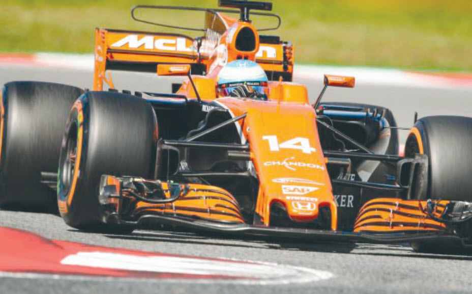 Gulf Weekly Impressive Alonso's point to prove