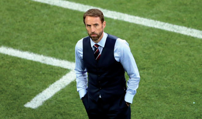 Gulf Weekly Southgate effect has style