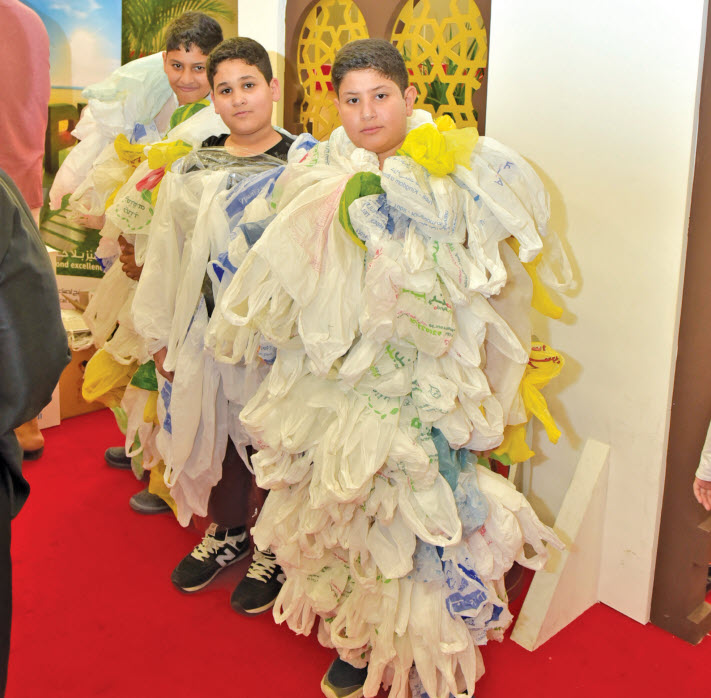 Gulf Weekly Green agenda inspires