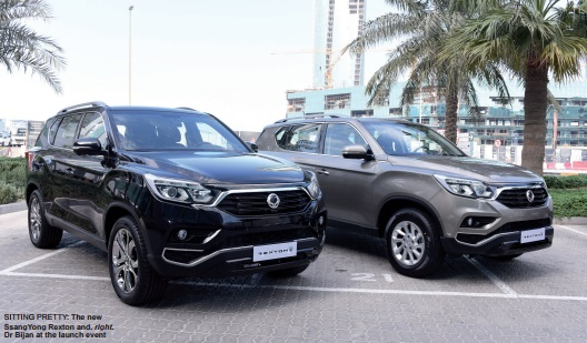Gulf Weekly Seven-seater soars ahead