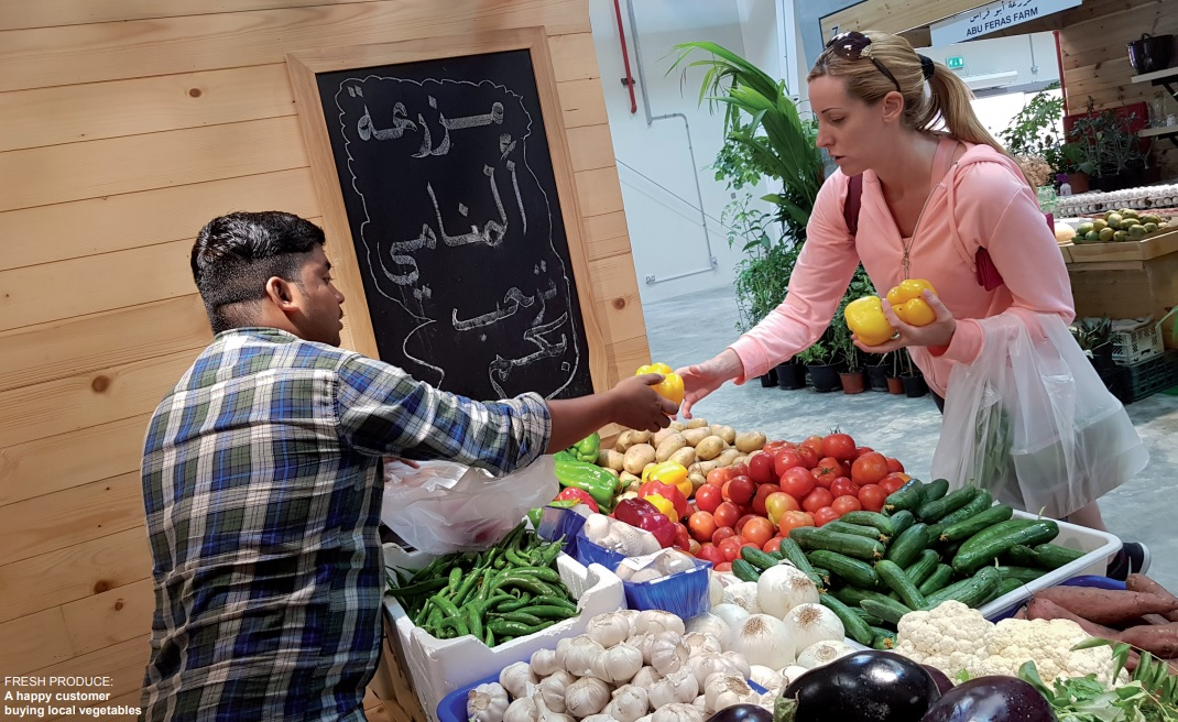Gulf Weekly Market blooms as local farmers shine