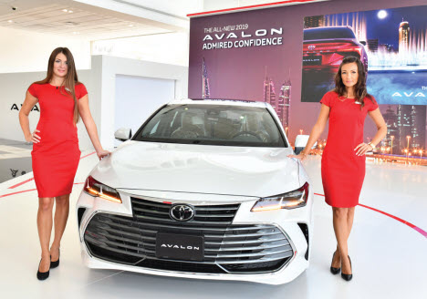 Gulf Weekly Slick sedan unveiled in style