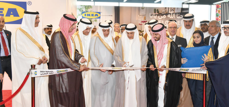 Gulf Weekly IKEA officially opens