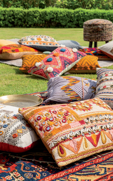 Gulf Weekly Cute cushion comforts
