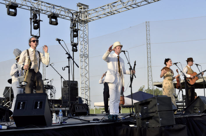 Gulf Weekly Bahrain Jazz Fest