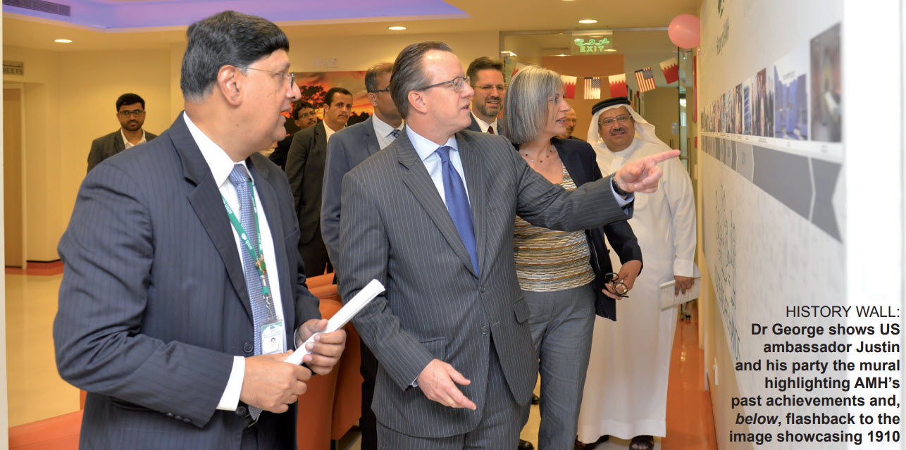 NEW HOSPITAL SET FOR WOMEN AND CHILDREN : Gulf Weekly Online