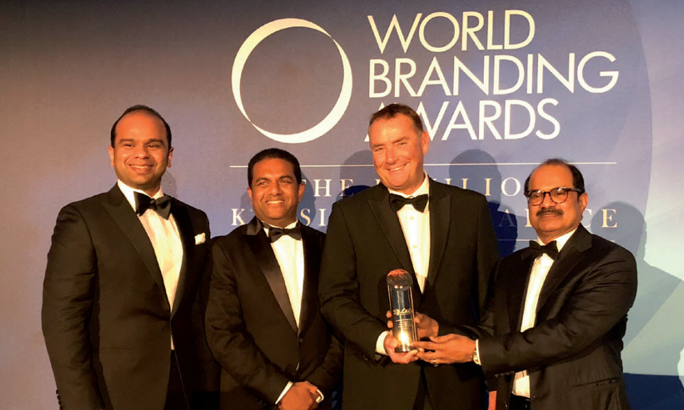 Gulf Weekly Brand new prize for leading retailer