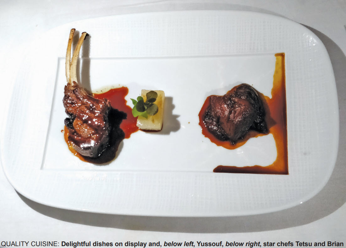 Gulf Weekly Glorious Spago special