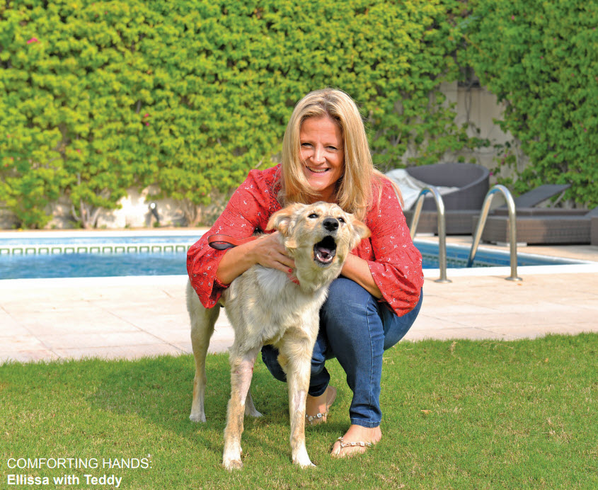 Gulf Weekly Plea to help rescued dog