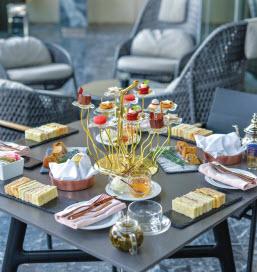 Gulf Weekly Tea with festive flavor