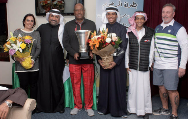 Gulf Weekly Yacoub powers to victory