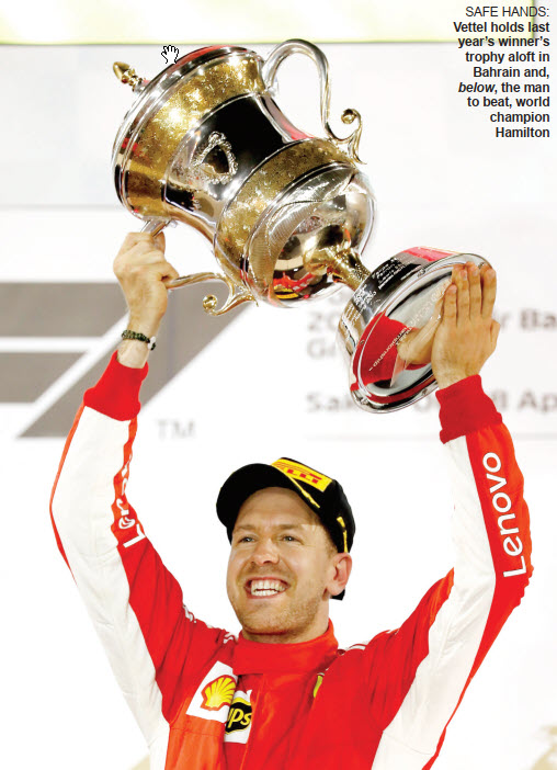 Gulf Weekly Prancing Horse will gallop