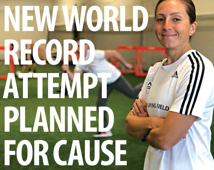 Gulf Weekly NEW WORLD RECORD ATTEMPT PLANNED FOR CAUSE