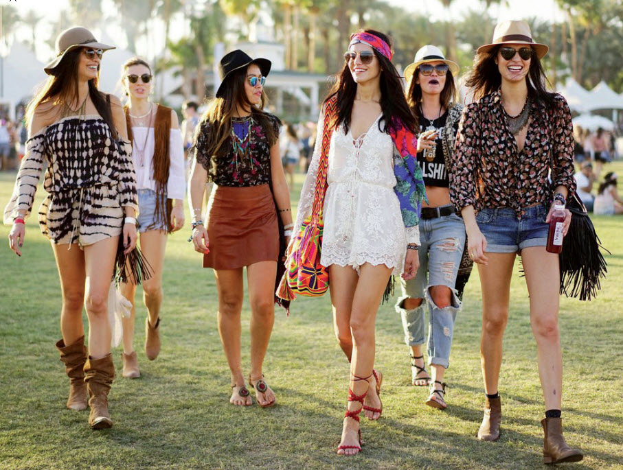 Gulf Weekly Cool look for music festivals