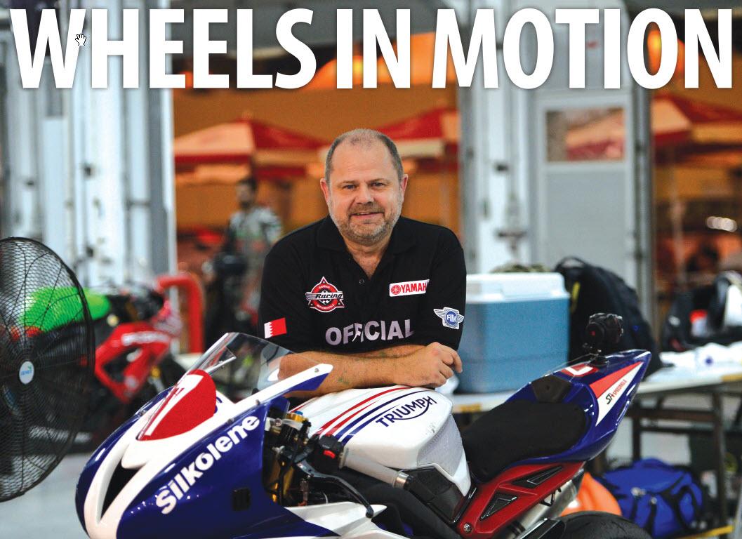 Gulf Weekly Wheels in motion